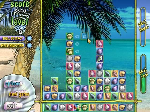 Screenshot of Caribbean Puzzle